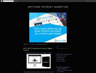 anythinginternetmarketing.blogspot.com screenshot