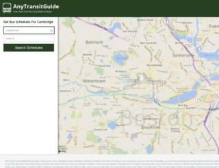 anytransitguide.com screenshot