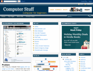anyutilities.blogspot.com screenshot