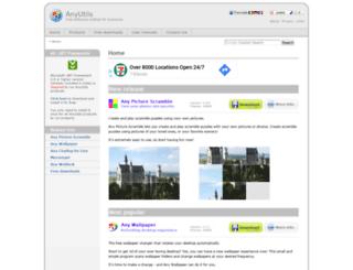 anyutils.com screenshot