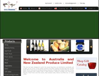 anzproduce.com screenshot