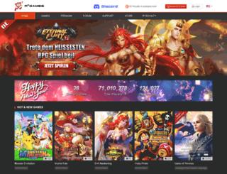 aoh.r2games.com screenshot