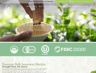 aoimatcha.com screenshot