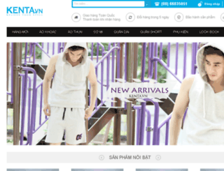 aokhoachanquoc.com screenshot