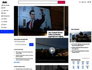 aol.jp screenshot
