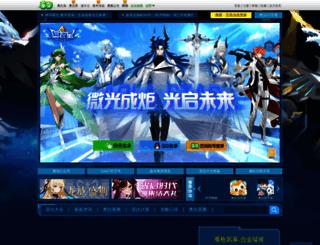 aola.100bt.com screenshot