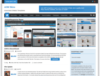 aomskins.com screenshot
