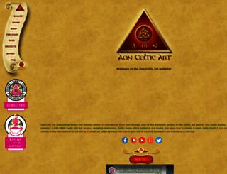 aon-celtic.com screenshot