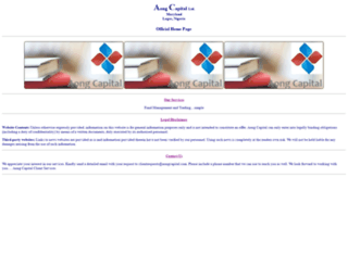 aongcapital.com screenshot