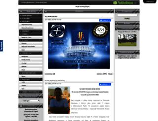 aonrembertow.futbolowo.pl screenshot