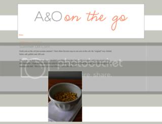 aoonthego.blogspot.com screenshot