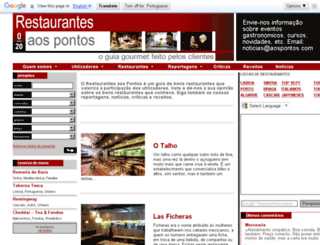 aospontos.com screenshot