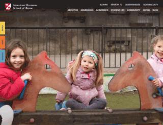 aosr.org screenshot