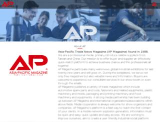 ap-magazine.com screenshot