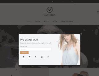ap-vanis-fashion.myshopify.com screenshot