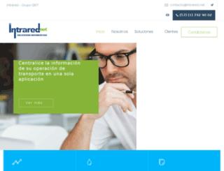 ap.intrared.net screenshot