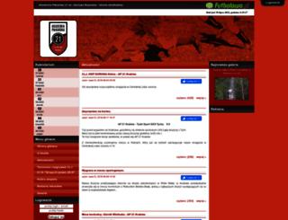ap21-2004.futbolowo.pl screenshot