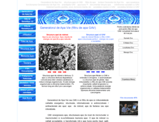 apa-vie-sanatate.com screenshot