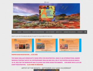 apaa.wildapricot.org screenshot