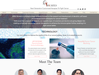 apacbiotech.com screenshot