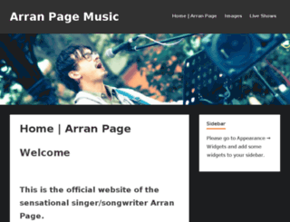 apagemusic.com screenshot