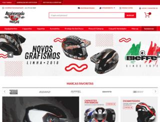 apaixonadopormotos.com screenshot