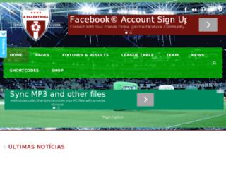 apalestrina.com.br screenshot