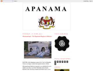 apanama.my screenshot