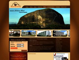 apapa.rockviewhotels.com screenshot