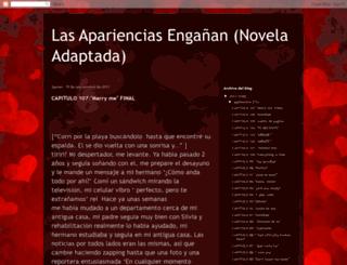 aparienciaspyp.blogspot.com.ar screenshot
