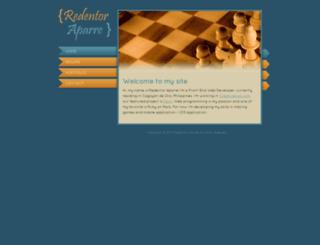 aparre.com screenshot