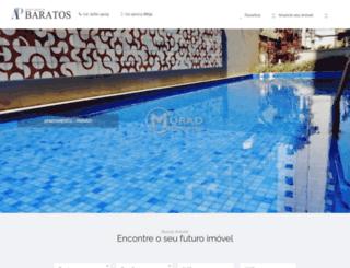 apartamentosbaratos.com.br screenshot