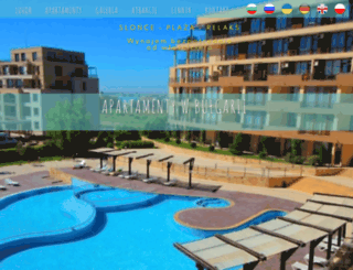 apartamenty-bulgaria.pl screenshot