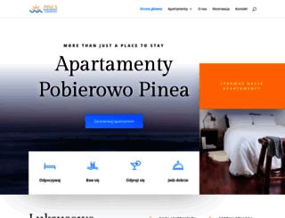 apartamenty-pobierowo.pl screenshot