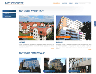 apartamentygorczyn.pl screenshot