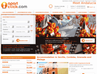 apartclick.com screenshot