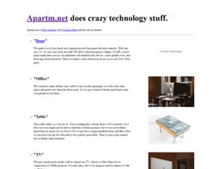 apartm.net screenshot