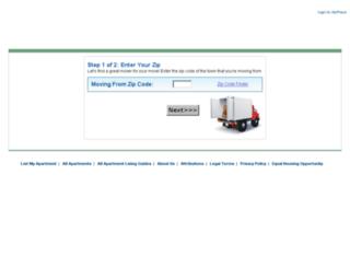 apartmenthomeliving.relocation.com screenshot