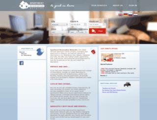 apartmentres.com screenshot