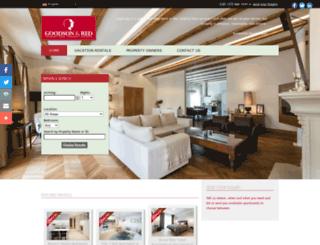 apartments.goodsonandred.com screenshot
