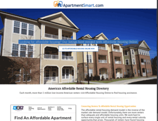 apartmentsmart.com screenshot