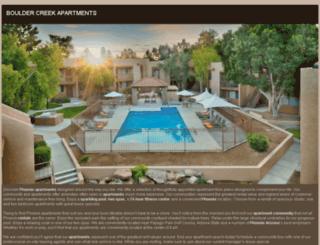 apartmentsphoenix.com screenshot