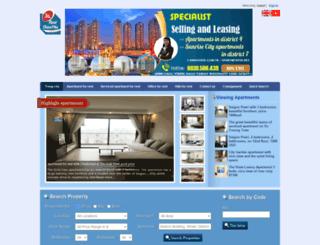 apartmentvn.net screenshot