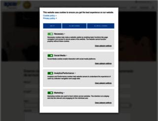 apcer.pt screenshot