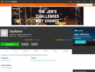 apcupdater.sf.net screenshot