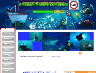 apescainmareconguido.net screenshot