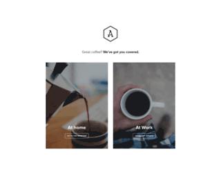 apex.coffee screenshot