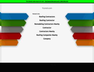 apex.yconst.com screenshot