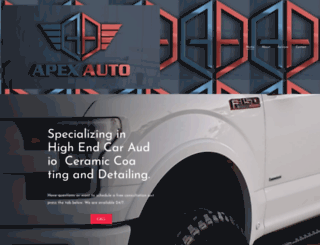 apexauto.biz screenshot