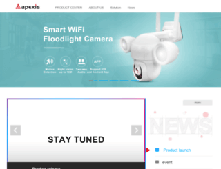 apexis.com.cn screenshot